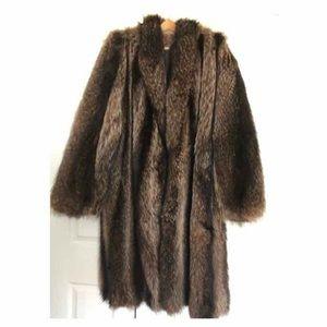 Jackets & Blazers - Russian Beaver Fur Coat